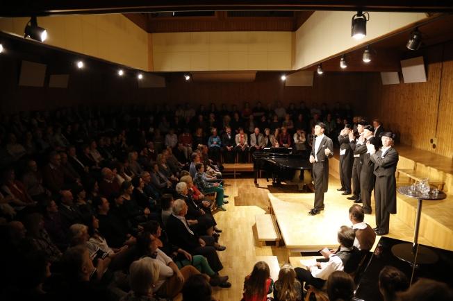 Konzertsaal der Musikschule Deutschlandsberg
